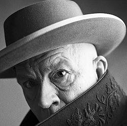 "Sando Miller: ""Irving Penn / Pablo Picasso, Cannes, France (1957"