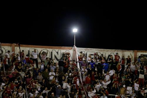 Argentina Bolivia Soccer Copa Libertadores